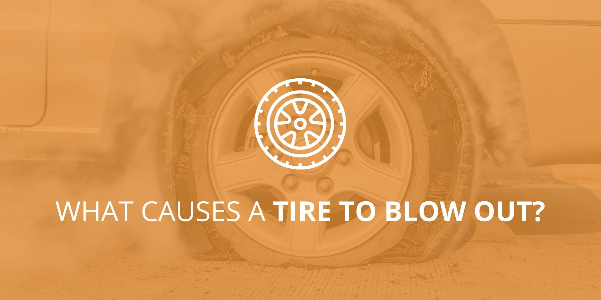 tire blow